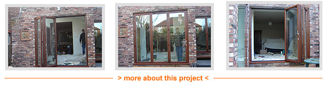 Extension builder manchester